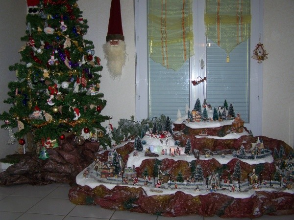 Concours photo d co de no l mon village de noel - Decoration village de noel ...