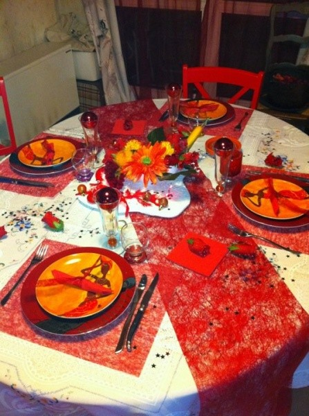 ma jolie table