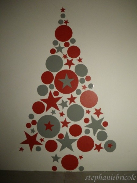 """Stephanie, mon sapin """"stickers"""", le havre"""