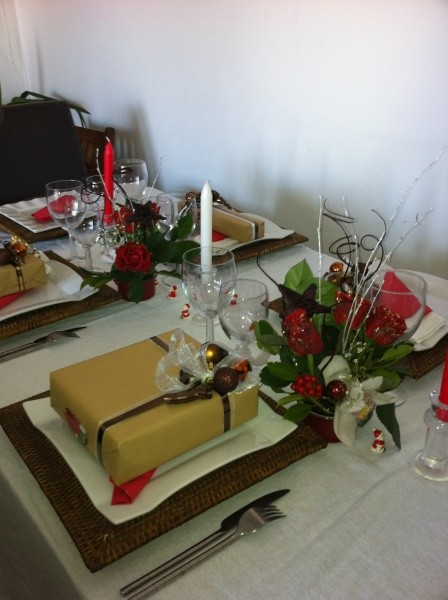 Peggy, ma table de noel, Morsang sur orge